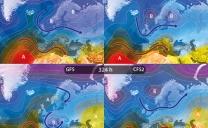 23 gennaio 2021…la tipica variabilità dettata dall'atlantico…