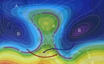 08 febbraio 2021…tra il grande freddo e l'atlantico…