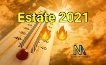 Molto calda e afosa l'Estate 2021 al NW , oggi parliamo di Luglio 2021
