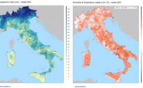 Estate Meteorologica 2021 in Italia (MNW)