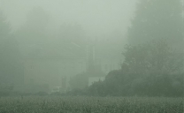 Prima Nebbia stagionale.