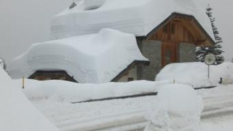 FORTI NEVICATE sulle Alpi: tutti i dettagli zona per zona…