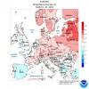 Settimana 15-21 Marzo: Nordest Europa ancora mite