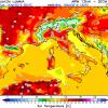 Ore 14, gran caldo in tutta italia, con valori anche di 27 gradi