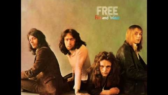 "26 Giugno 1970, Il blues rock tendente all' hard: Free, ""Fire and Water"""