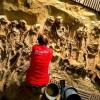 Parigi, oltre 200 scheletri sotto un supermercato