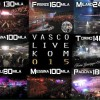 Vasco Live Kom 2015.. E la storia si riscrive.. solo per noi!! Video & foto