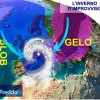 Freddo Atlantico, gelida Russia, caldo Mediterraneo. Mix per super Inverno