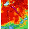 Ma nessuno parla del caldo micidiale di oggi con punte di oltre 10 gradi sopra media su alcune zone del nord??