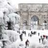 Possibile neve anche su Roma?