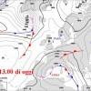"""""""Zissi"""", possente ciclone atlantico, terrà in scacco l'Italia per 3 giorni"""