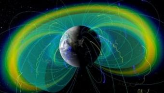 Uno scudo magnetico alieno attorno alla terra???