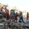I morti sono 267, ad Amatrice 15 dispersi. Il suolo si è abbassato di 20 cm ad Accumoli