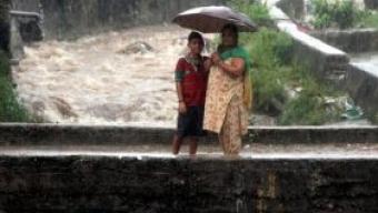 Inondazioni in India, decine di vittime