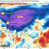 Il freddo a est e lo snow cover annunciano un stagione fredda già cruda nel mese di Novembre