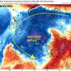 L'autunno si tinge d'inverno: lunga fase instabile con freddo, maltempo e neve su Alpi e Appennini sopra i 1000 m. Durerà molti giorni