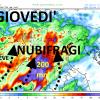 L'ora del maltempo e dei nubifragi, nucleo artico al nord, con freddo e instabilità, nubifragi giovedì su Liguria e Versilia