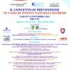 2° Forum Internazionale di Protezione Civile – Riccione (Rn) – 19 Novembre 2016