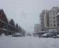 Sestriere (Torino) Nevicata del 19-20 Dicembre 2016