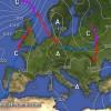 News serali: ancora nebbie al Centro Nord, piogge su Sicilia, Sardegna e tra Lazio e Umbria