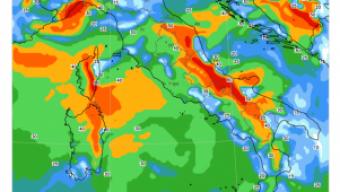Confermato Il Grande Freddo In Arrivo Dall'Epifania, Già Da Domani Rinforzo Dei Venti Nord Orientali