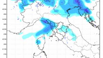 Le News della Sera: Stop al freddo, prime precipitazioni al Nord