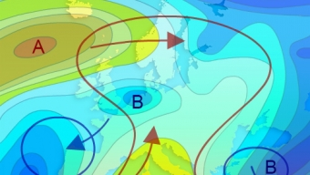07 febbraio 2017…dal freddo possibile all'alta pressione…