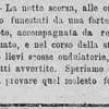 Scossa di Terremoto dell'8 Gennaio 1871 a Forlì