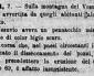 Violento Terremoto del 5 Ottobre 1871 in Calabria
