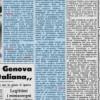 Pochi e Brevi temporali contro il grande caldo, 18 Luglio 1976