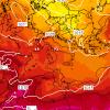 Eccezionale ondata di caldo in arrivo al nord italia, valori al di sopra dei 30 gradi