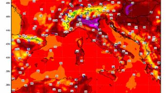 Caldo e Sole in settimana punte di 30°C ecco tutti i dettagli nelle Previsioni appena aggiornate