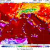 Bel tempo nei prossimi giorni, caldo sopportabile almeno fino a Mercoledì