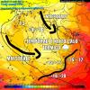 Previsioni 12/08/17. Stop al caldo africano! Temporali e netto calo termico in arrivo nelle regioni del centro-sud! I dettagli