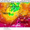 Ancora ondata calda al Nord in rafforzamento, dai 30° oggi fino ai 42° il 23 Agosto