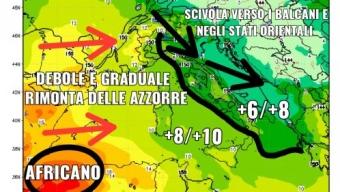 Previsioni 21 Settembre 2017 – Anticiclone con Beltempo e FRESCO: I dettagli