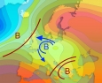 23 settembre 2017: più Continente che Atlantico…