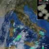 02 Ottobre 2017: La situazione attuale vista dal Radar