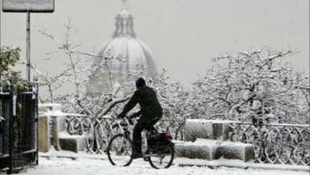 Grande freddo dalla Terza decade di febbraio???