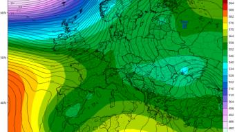 Le News della Sera: Avvio settimanale variabile, con poche precipitazioni