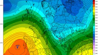 Le News della Sera: Un po' di variabilità nei prossimi giorni, poi arriverà l'Anticiclone