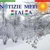 Domenica 25 Febbraio, Bufere di neve al Nord Italia??
