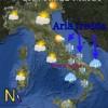 Freddo, vento,pioggia e neve al sud dell'Italia!