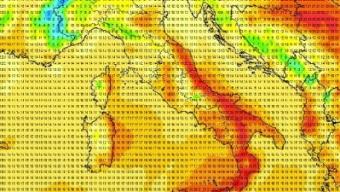 Ondata di caldo confermata al centro sud, punte di 30 gradi
