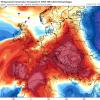 Gran caldo per il periodo in buona parte del continente europeo.