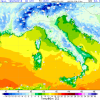 Ulteriore diminuzione delle Temperature con Bora in Intensificazione