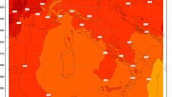 Nuvolosità in aumento nelle prossime ore