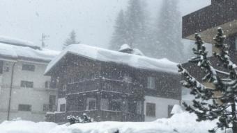 Domani qualche spruzzata di neve al NW