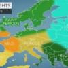 Primavera 2019: Calda e siccitosa in Italia secondo AccuWeather