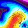 23/25 Febbraio, Caldo al Nord e Freddo al Sud